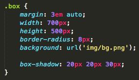 blur code