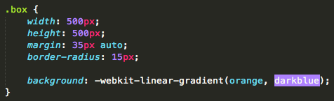 code fix