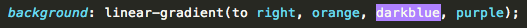 to right code